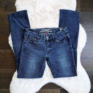 Parasuco Boot Cut Jeans Medium Wash
